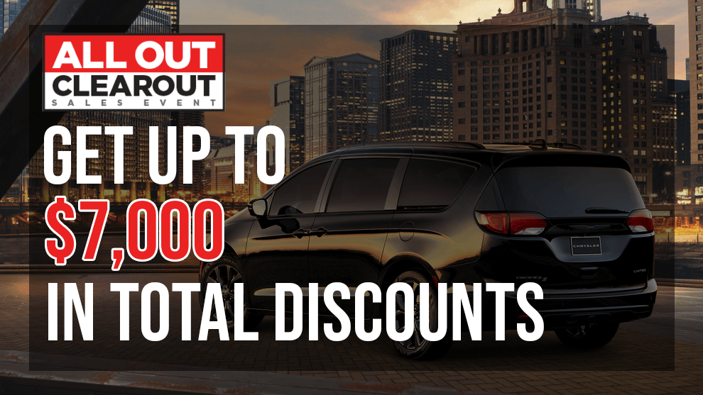 Up to $7,000 in Total Discounts