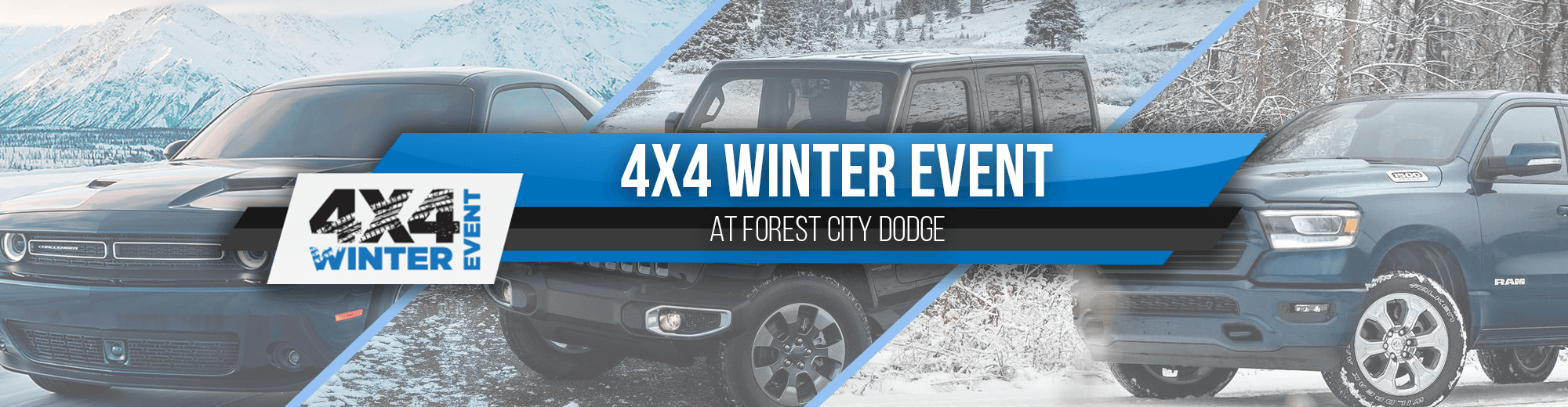 The Winter 4x4 Event