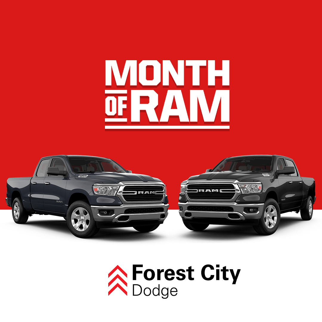 Month of RAM