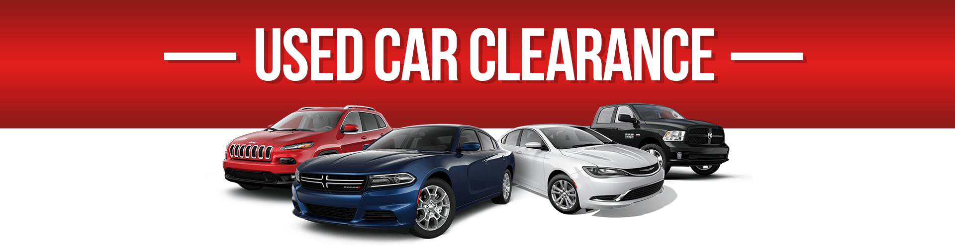 Used Car Clearance @ Forest City Dodge in London Ontario
